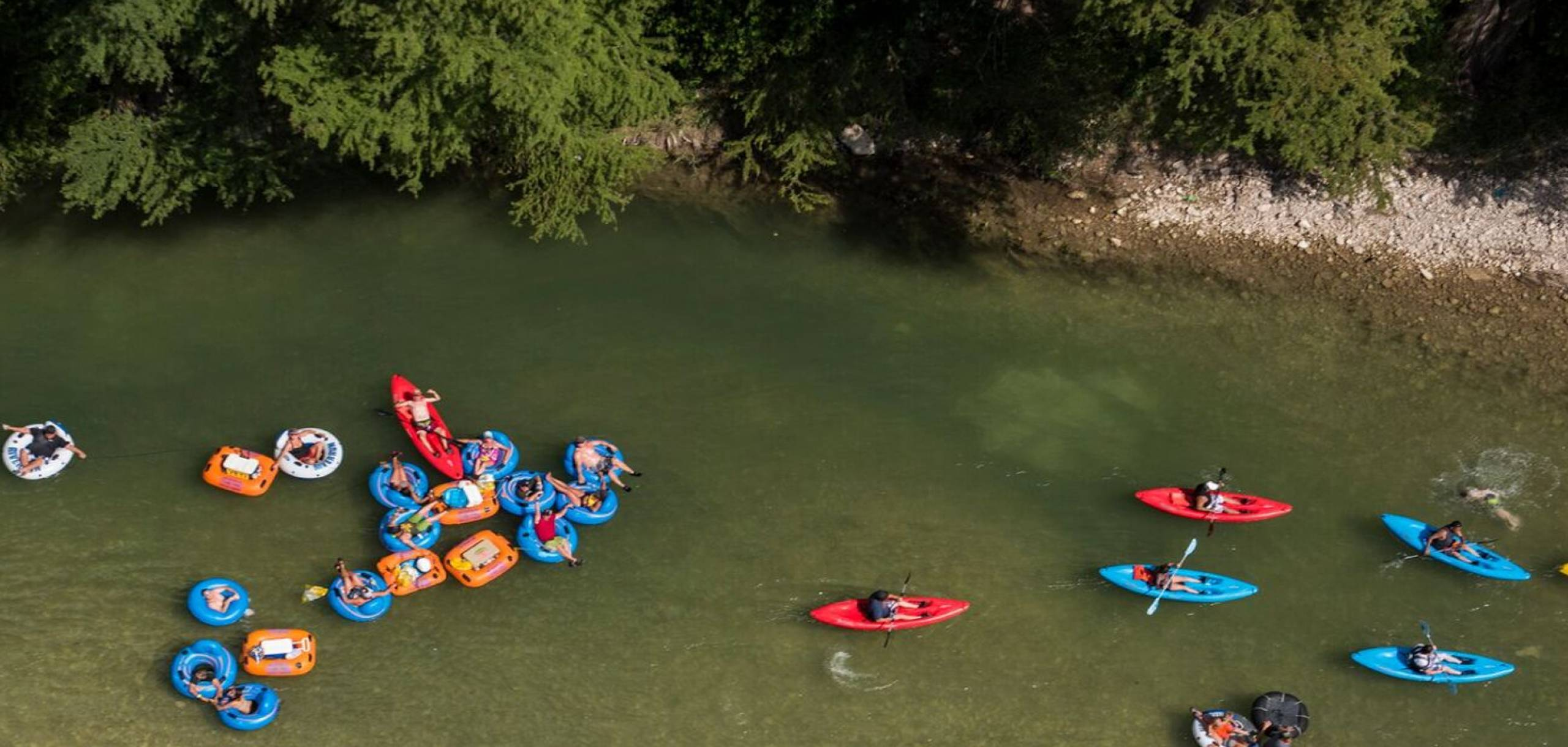 Frio River Float